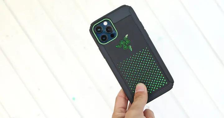 雷蛇iPhone12保护壳:能提升散热,还有「变态」的防护性