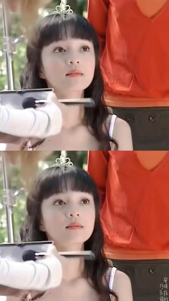 《海豚湾恋人》里的张韶涵,那时候应该在二十岁左右