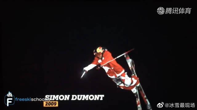 双板滑雪自由式大跳台空中技巧Top10……