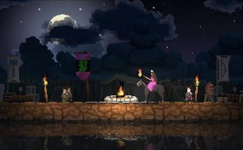 Steam喜加一:2D像素策略游戏《王国:经典版》现可免费领