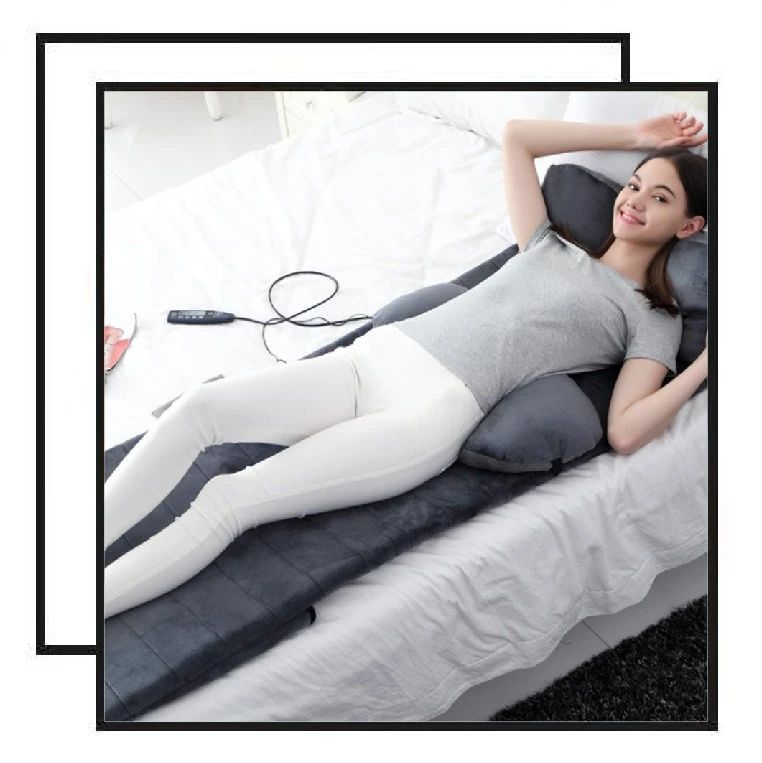 全身按摩只需一床垫子?揉捏、锤击、热敷...15分钟爽到灵魂出窍