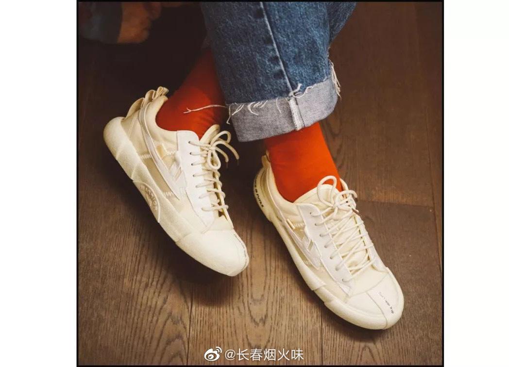 回力鞋 我之前在国货运动鞋里搭飞跃,很多人让我翻牌回力…………