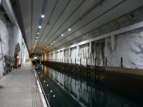 挪威海军废弃洞库被美军看上,外媒:打算用来藏潜艇对付俄罗斯