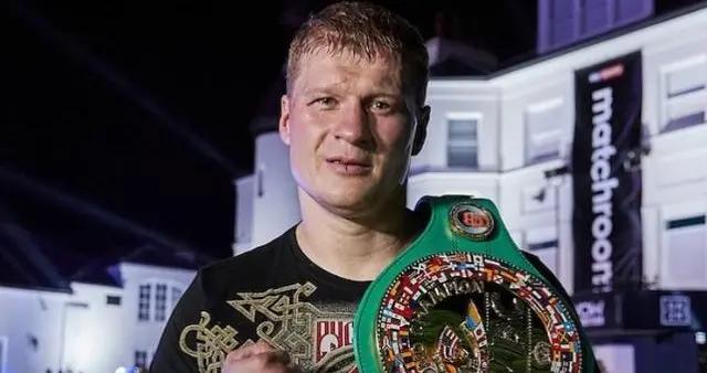前世界拳王波维特金意外染病,与迪利安·怀特的二番战被迫取消