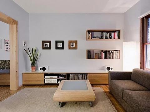 客厅装修实景图大全 客厅怎么设计好看?