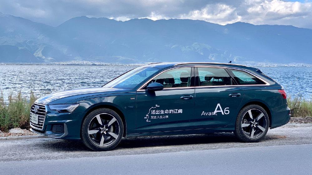 试驾奥迪A6 allroad&Avant:让你思考人生方向的车