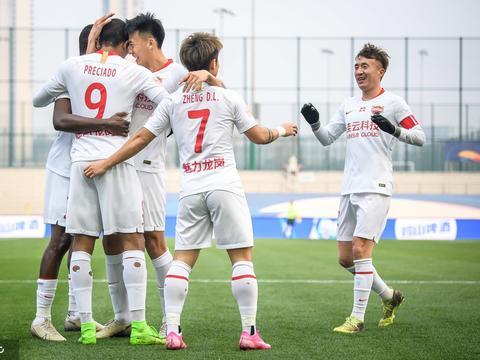 中超-普雷西亚多破门王永珀建功 深足2-0战胜黄海