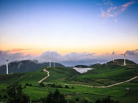 浙江东阳东白山,秋高气爽赏秋景,摄影徒步好去处