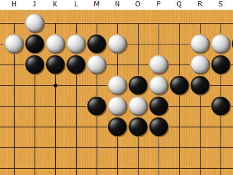 每日一题 | 11.8 黑先,如何利用白棋的气紧收官获利?