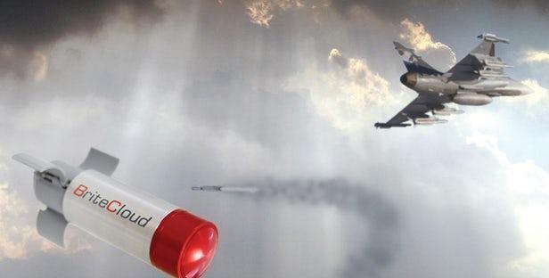 意大利演示无人机蜂群技术,配新电子战系统梦想轻松挑战S400系统