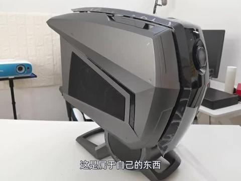 开箱微星宙斯盾Ti5,满满的黑科技!