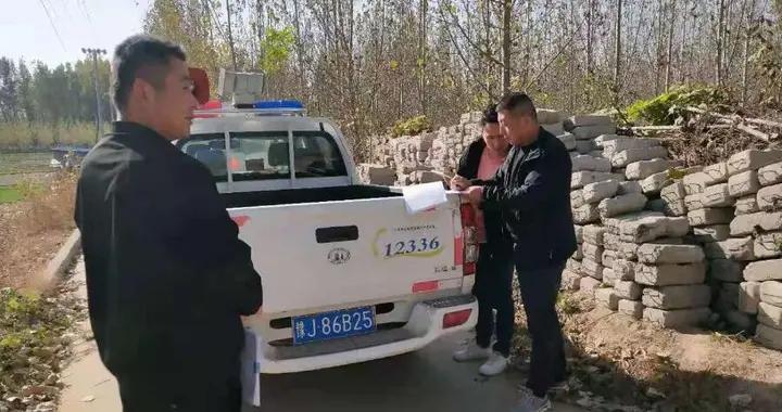 台前县自然资源局全力推进农村乱占耕地建房摸排工作