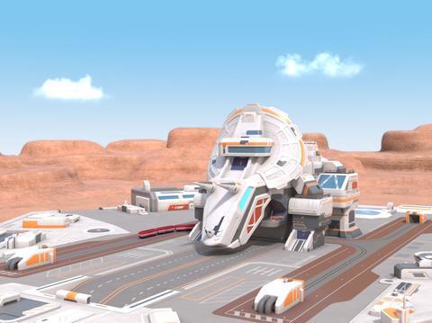 《超级车车队》把钢铁侠的斯塔克实验室搬到了卡卡山谷吗?