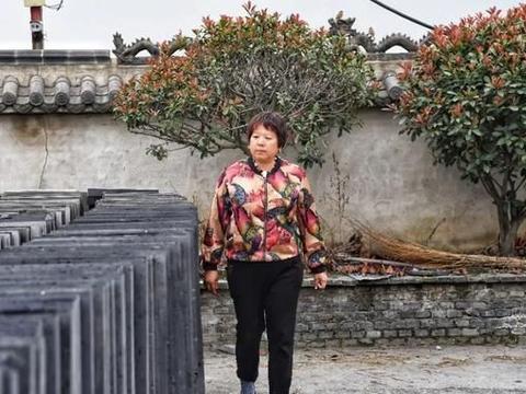 溧阳这一窑炉火,传承千年古法砖作!