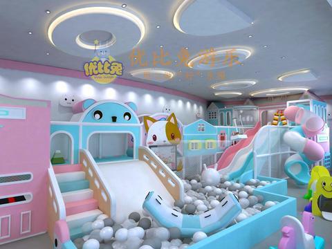 投资淘气堡儿童乐园选对游乐设备厂家很重要