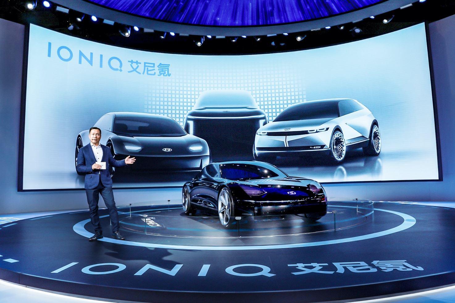 现代汽车集团以氢电技术助力中国汽车市场转型升级