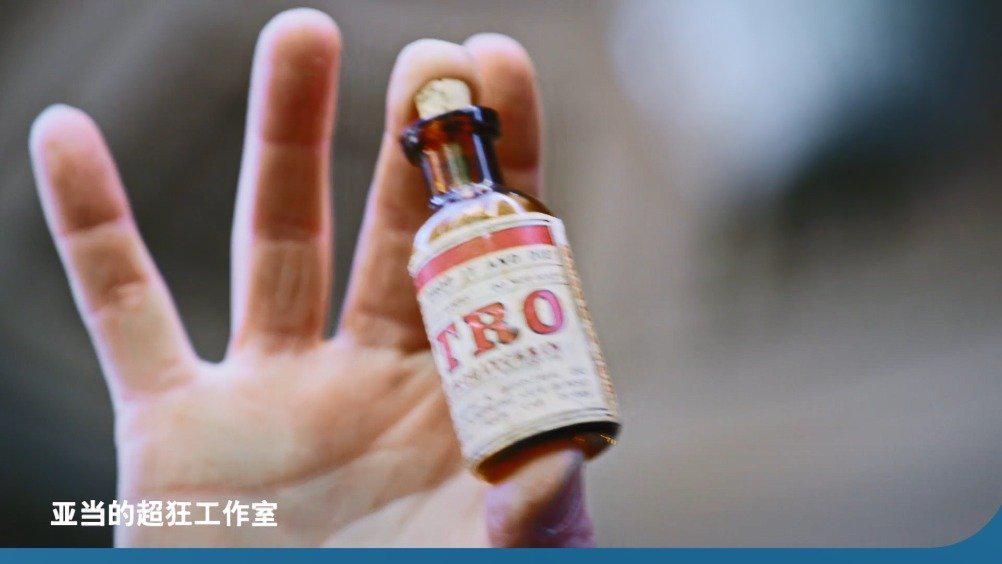 硝化甘油——一种极不稳定的爆炸物……