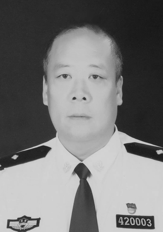 天津市公安局宝坻分局副局长李思义因公牺牲 终年53岁图片