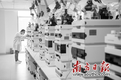 东莞生物产业迈向全球价值链高端图片