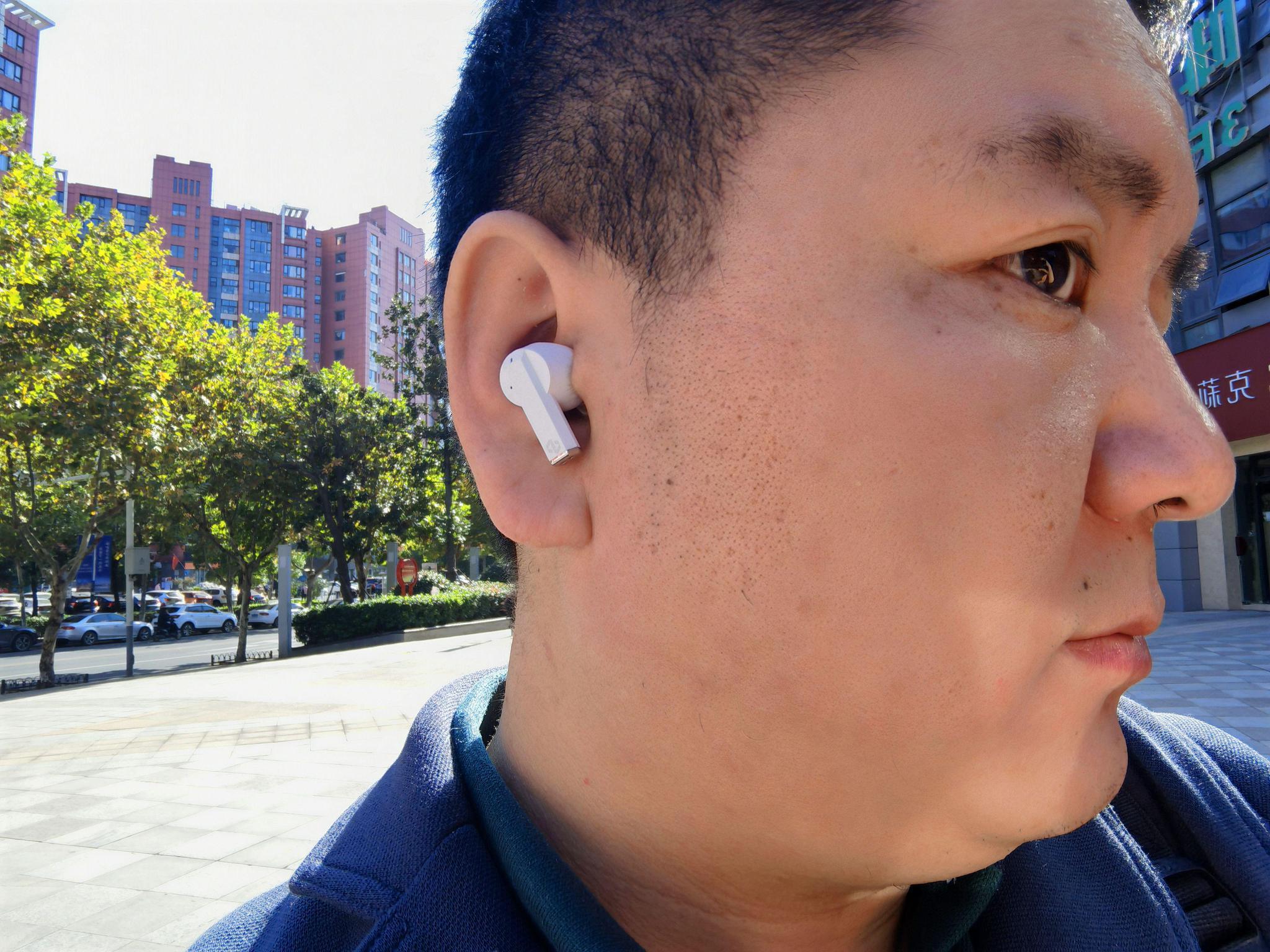降噪可开关,打破圆润设计,dyplay棱角线条感耳机也是那么美