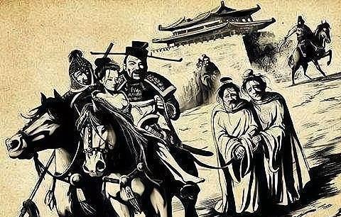 靖康之耻后的宋徽宗与宋钦宗,过着什么样的悲惨生活?
