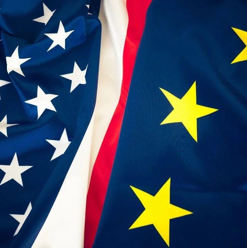 """美国和欧盟""""陷入持久贸易战的风险增大"""""""