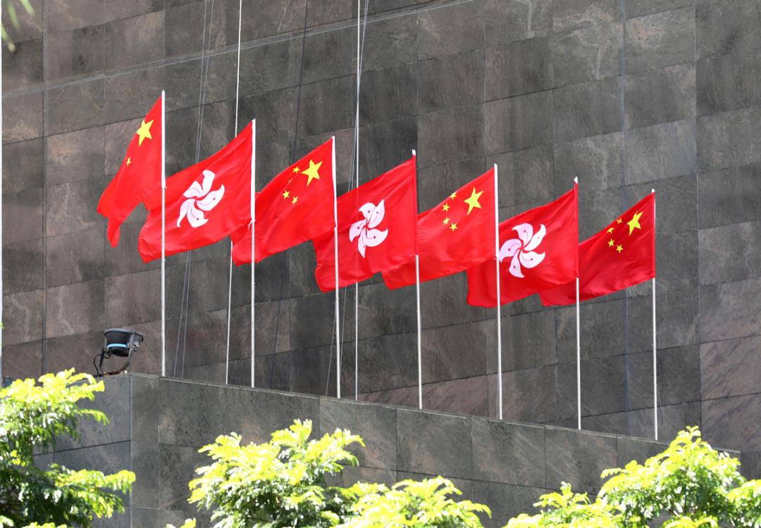 香港反对派议员闹辞,既可悲又可笑图片