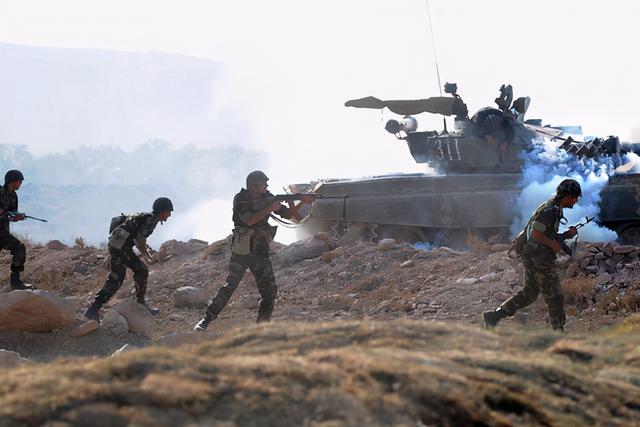 亚美尼亚输了?下一场亚阿冲突已点燃 它就是导火索