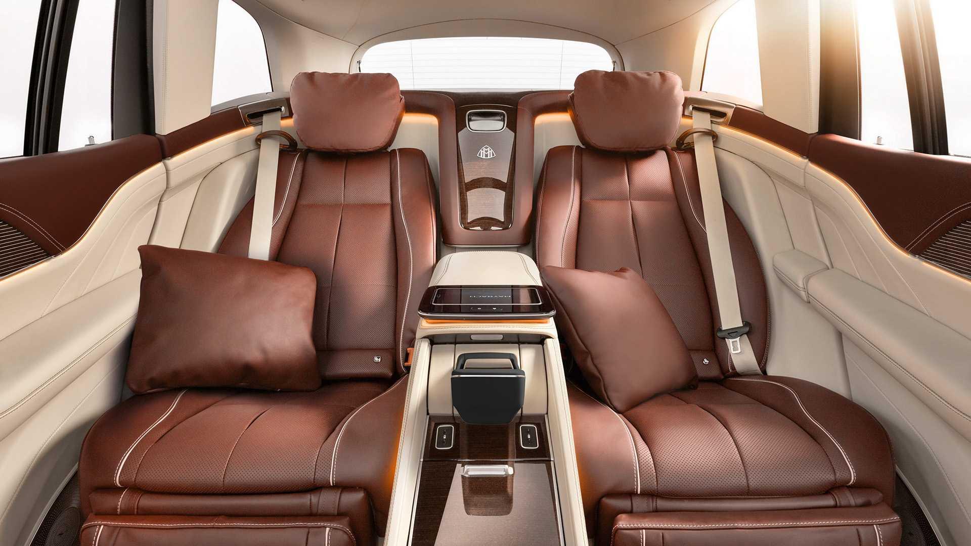 陆地豪华头等舱 迈巴赫GLS将于本月上市发售