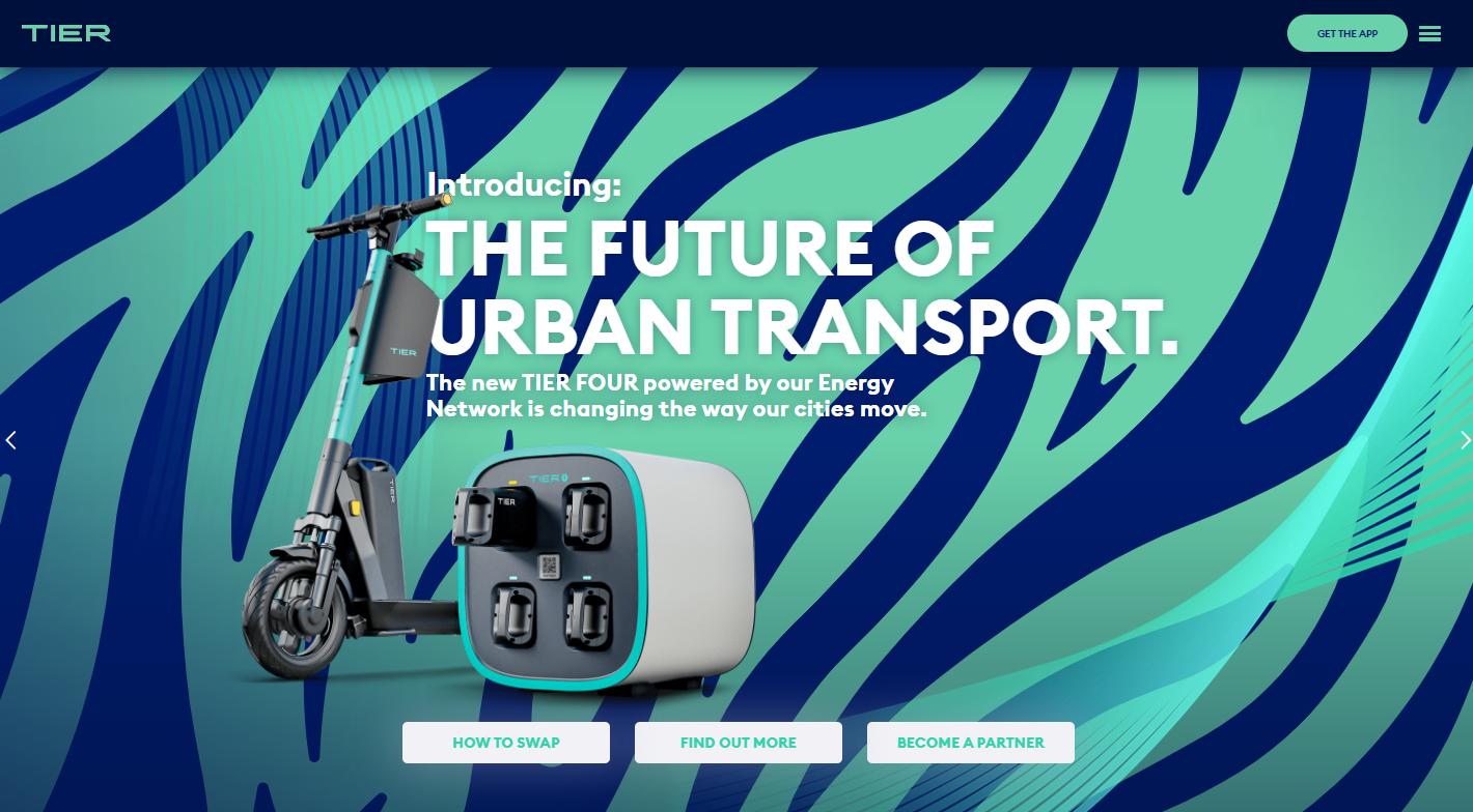 软银领投,德国共享电动滑板车「Tier Mobility」完成2.5亿美元C轮融资