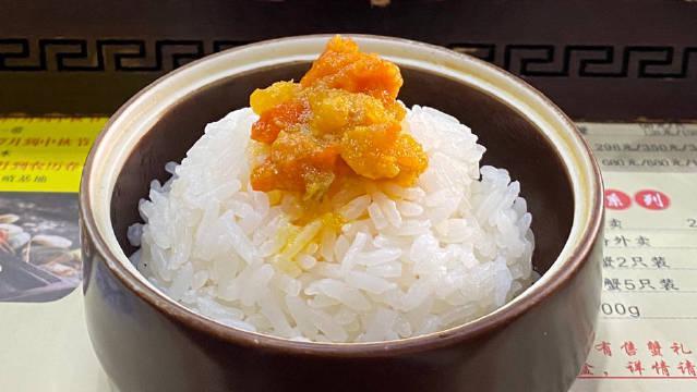 广州,成隆行,食蟹专门店,还有传说中的秃黄油拌饭……