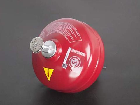 汽车发动机舱电池舱安装气溶胶自动灭火装置还是超细干粉灭火装置
