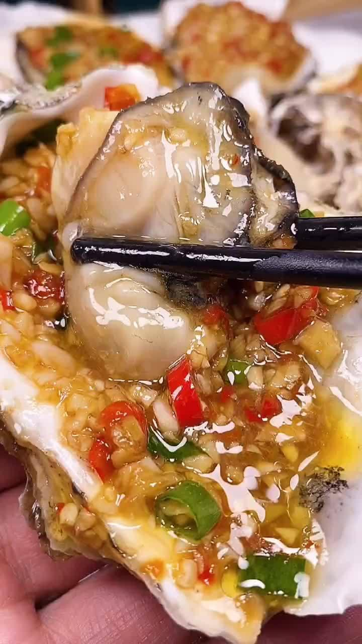 生蚝怎么做才好吃,时令食物让你吃出美味和健康