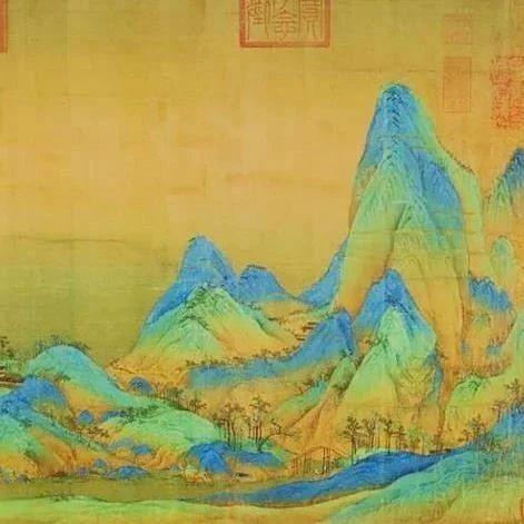 高清复刻——《千里江山图》