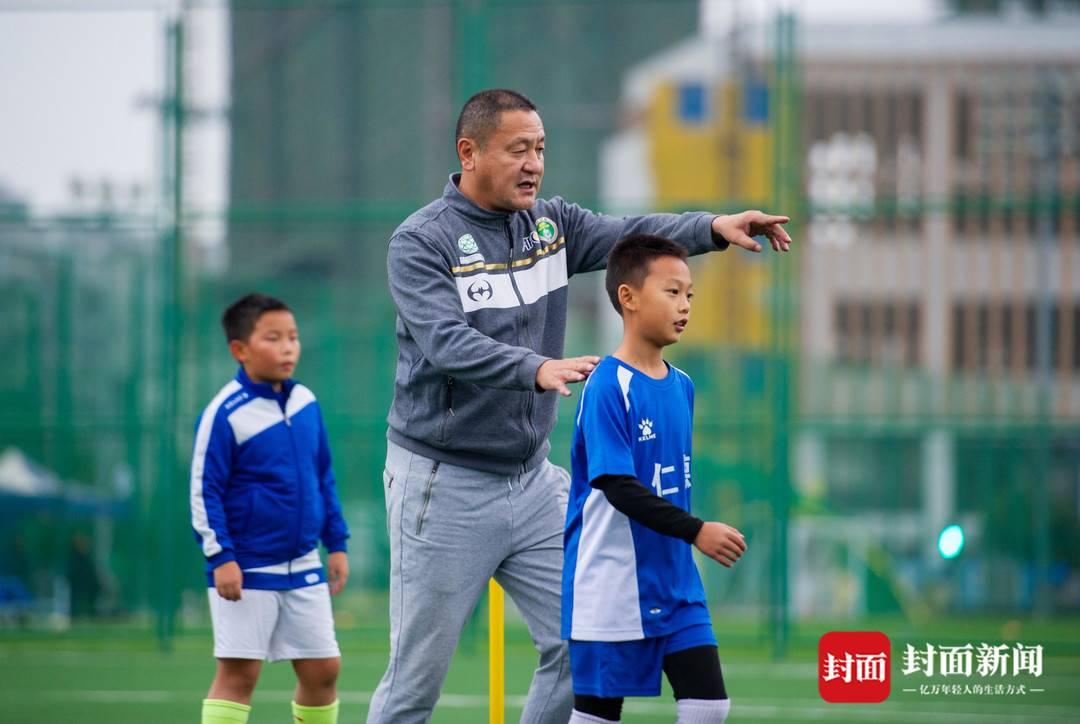 体育影响力人物|马明宇:人生踢了半场好球,下半场想培养新的亚洲球王