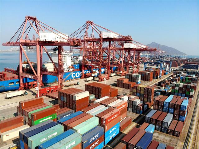 总体表现好于全国好于预期 江苏外贸前十月同比增长1.2%