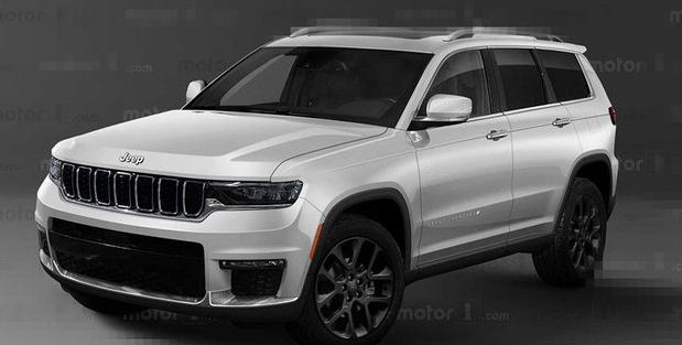 基于Giorgio平台打造 全新Jeep大切诺基将于11月17日亮相
