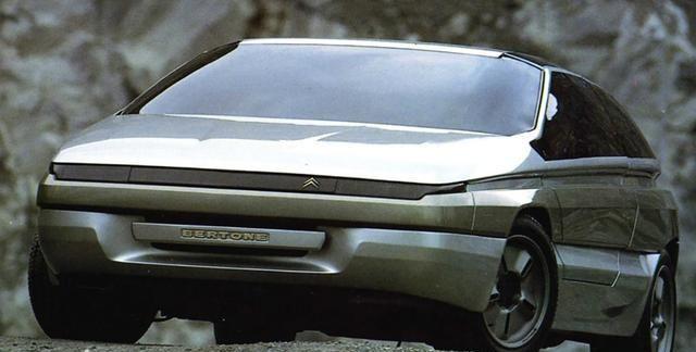 盘点那些被时间遗忘的概念车-雪铁龙Zabrus