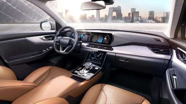 10万级家用SUV选BEIJING-X7,做一个快乐的