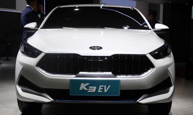 综合续航里程490km,起亚K3 EV上市,补贴后19.68万元起