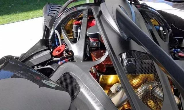 比帕加尼还小众的超级跑车,Apollo Gumpert IE