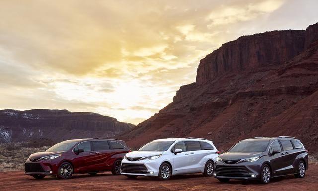 丰田又一新车将入华,2.5L混动或卖25万,能成合资MPV领域翘楚?