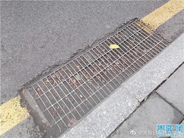 贵阳北京路排水口屡疏屡堵问题将于近期解决