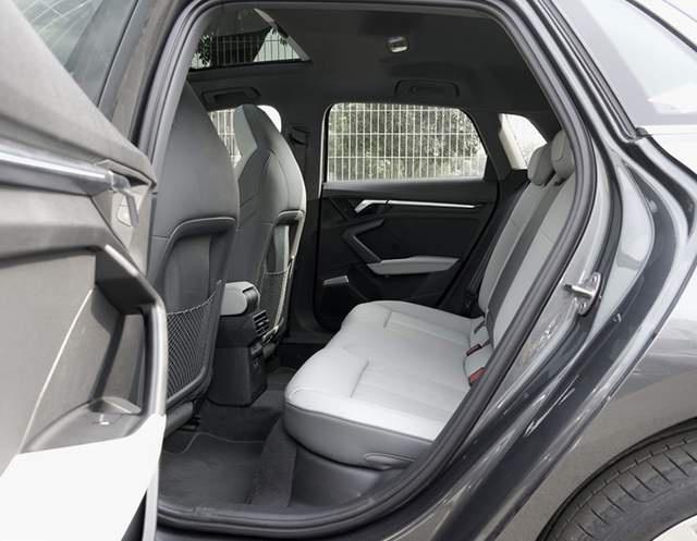 新一代奥迪A3国产版实车到店,外观更霸气犀利,1月7日上市