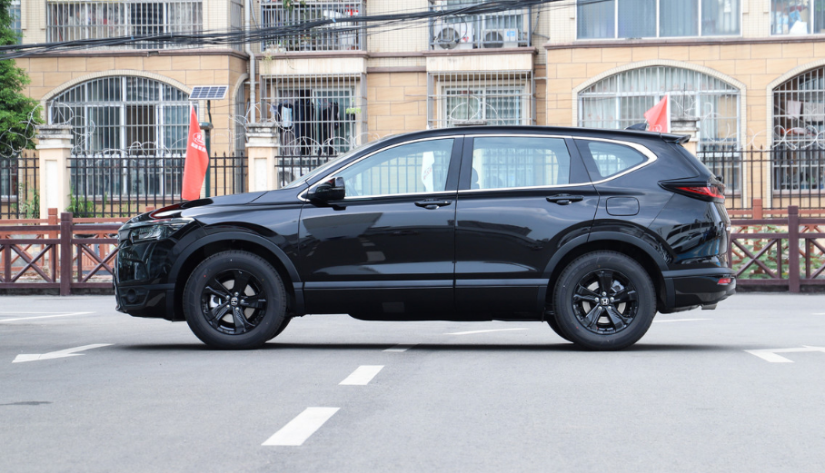 本田王牌SUV,有2.0动力,顶配适时四驱,销量轻松过万