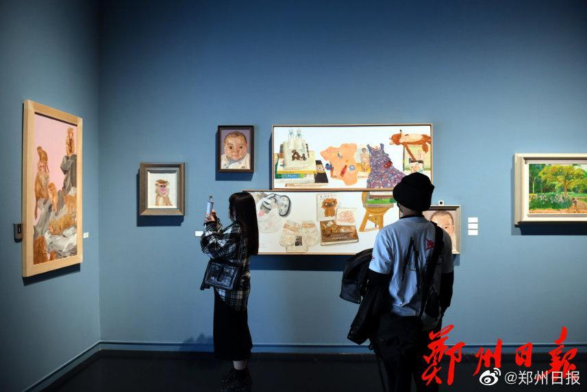 郑州美术馆面向社会招募导览志愿者