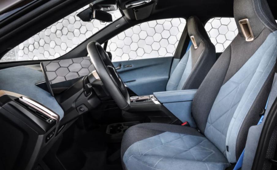 """宝马iNEXT量产车型iX全球首发,""""未来的宝马""""长什么样?"""