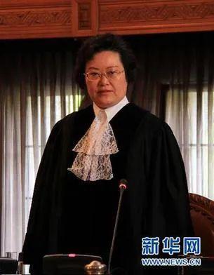 中国法官当选!图片
