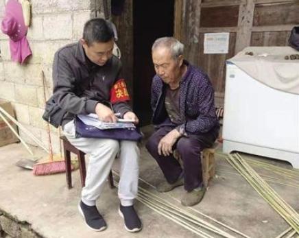 何宇:坚守一线 为扶贫事业贡献力量