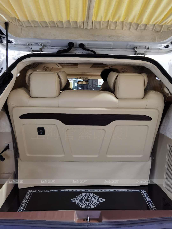 丰田塞纳内饰升级改装阿尔法航空座椅沙发床,家用商用两不误